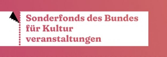 Sonderfonds des Bundes für Kulturveranstaltungen